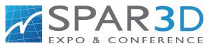 SPAR3D  Conference  &                                                                         Expo